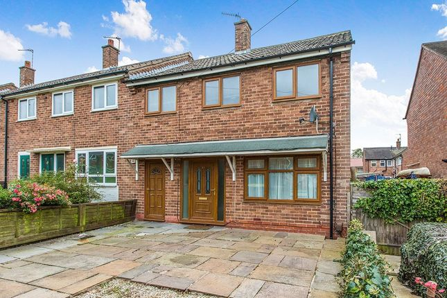 Thumbnail Terraced house to rent in Cartmel Place, Ashton-On-Ribble, Preston