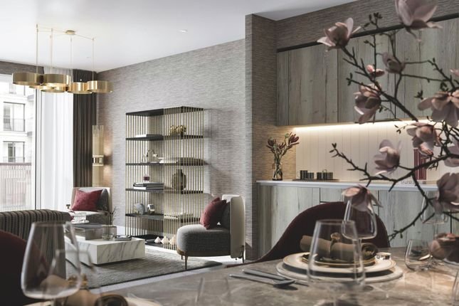 1 bed bungalow for sale in The Bouchon, The Silk District, London E1