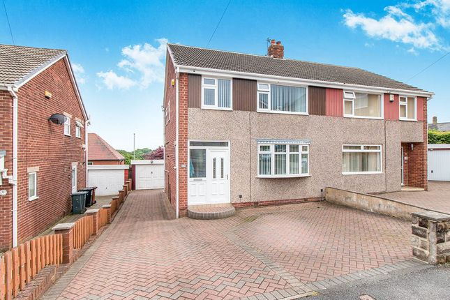 Thumbnail Semi-detached house for sale in Highfield Close, Gildersome, Morley, Leeds