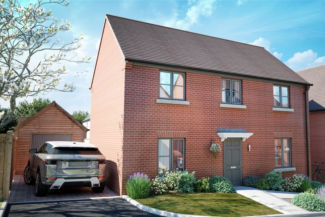Thumbnail Detached house for sale in Plot 29, The Jam Factory, Easterton