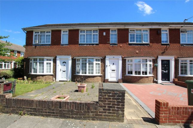 Thumbnail Terraced house for sale in Westerham Drive, Blackfen, Kent