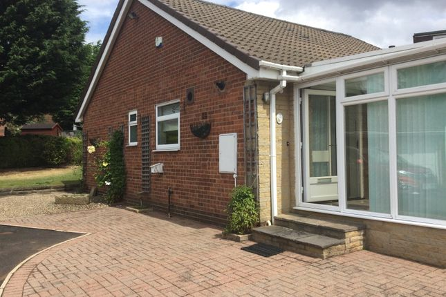 Thumbnail Bungalow for sale in Parkside Gardens, Meanwood, Leeds
