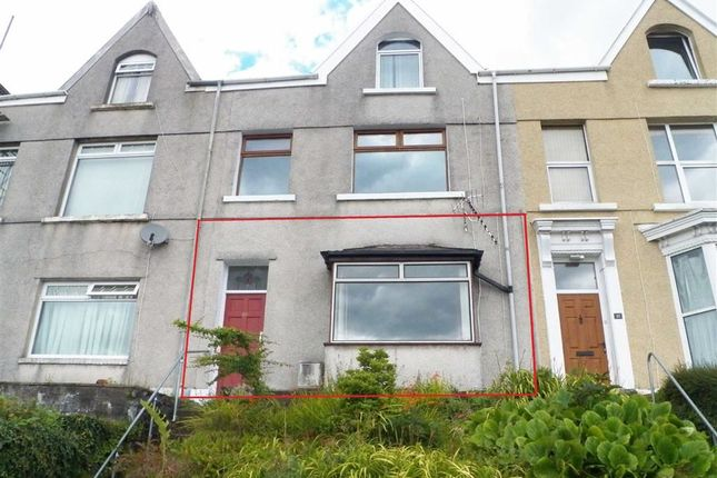 Thumbnail Flat for sale in Brooklands Terrace, Mount Pleasant, Swansea