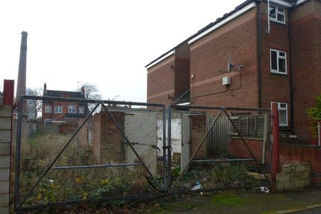 Thumbnail Land for sale in Corporation Road, Leicester, Leicestershire