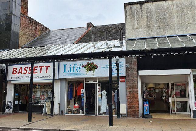 Thumbnail Retail premises for sale in Market Street, Eastleigh
