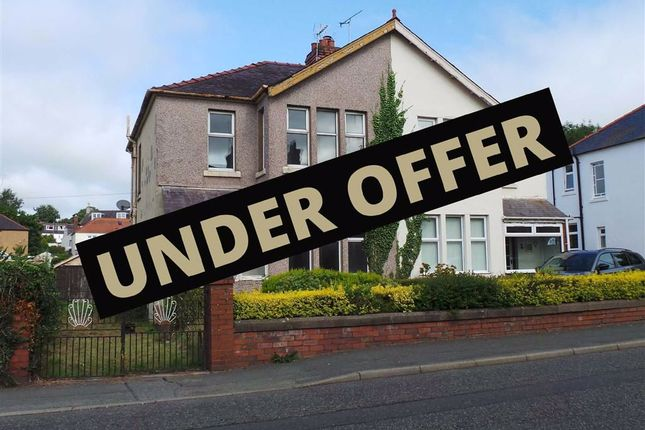 Thumbnail Semi-detached house for sale in Pleasance Avenue, Dumfries