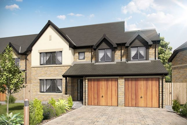 Thumbnail Detached house for sale in The Leighton, Wyre Grange Lodge Lane, Singleton, Poulton-Le-Fylde