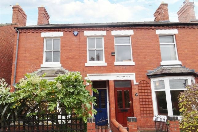 Thumbnail Semi-detached house for sale in Canon Street, Shrewsbury, Shropshire