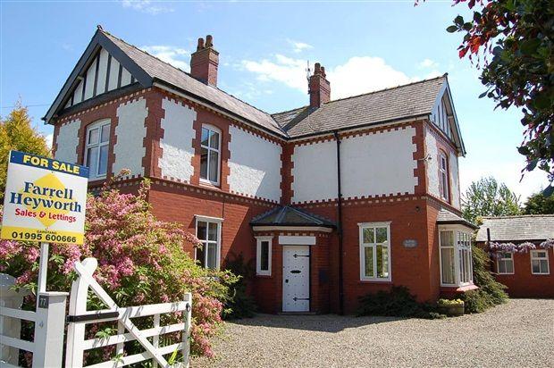 Thumbnail Property for sale in Moss Lane, Preston