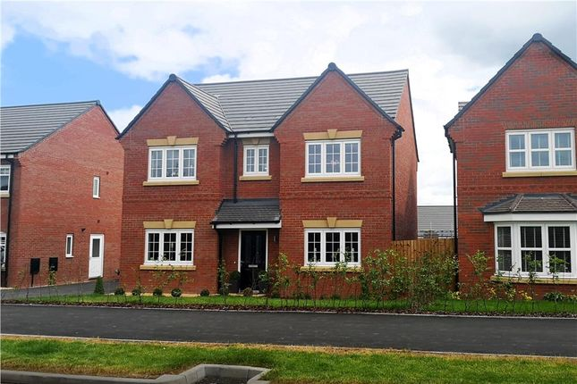 """Thumbnail Detached house for sale in """"Wheatcroft"""" at Aldbury Close, Stafford"""