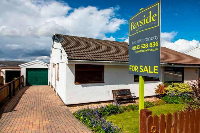 2 bed bungalow for sale in Hawthorn Road, Nelson, Treharris CF46