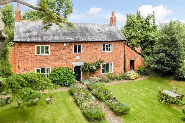 Thumbnail Farmhouse for sale in Preston Bissett, Buckingham
