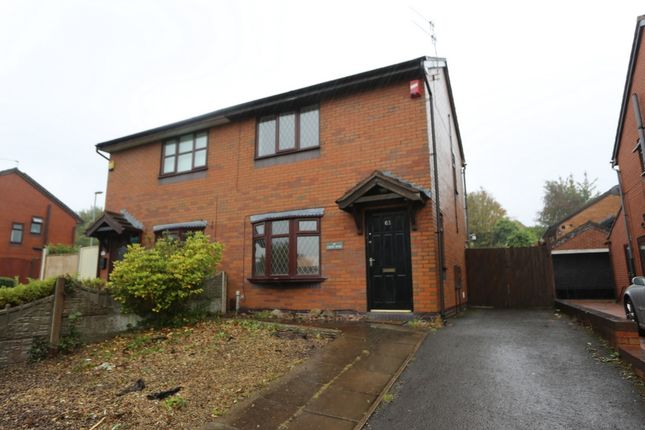 Thumbnail Semi-detached house to rent in Bengry Road, Normacot