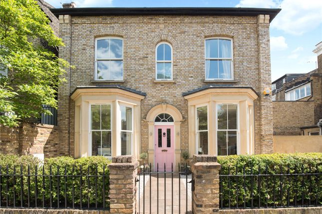 Thumbnail Detached house for sale in Elrington Road, London