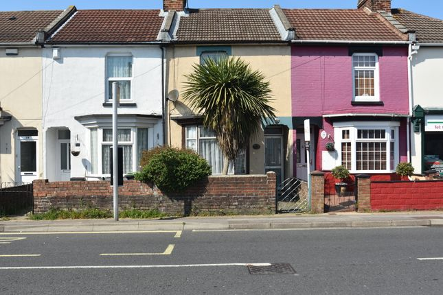 Thumbnail Detached house to rent in Whitworth Road, Gosport