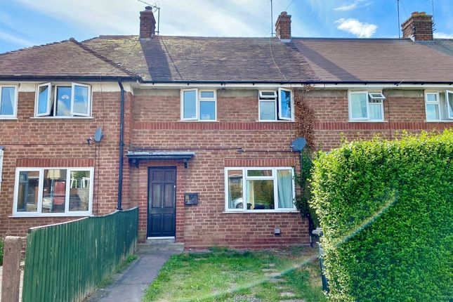 2 bed terraced house for sale in Queensway, Holmer, Hereford HR1