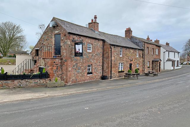 Thumbnail Pub/bar for sale in Crosby-On-Eden, Carlisle, Cumbria