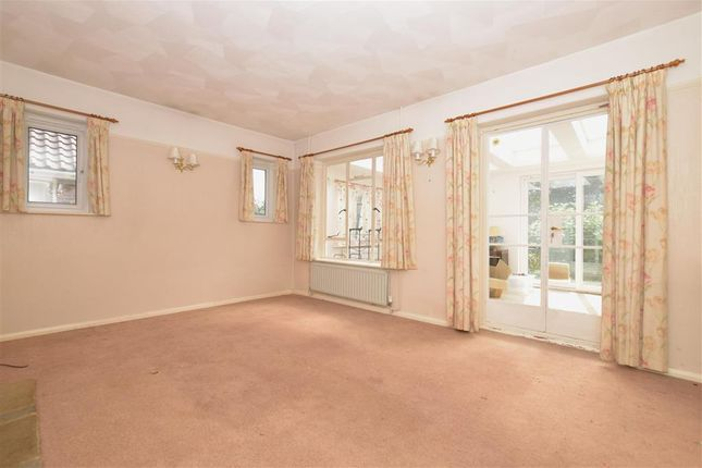 Thumbnail Semi-detached bungalow for sale in Harwood Avenue, Goring-By-Sea, Worthing, West Sussex