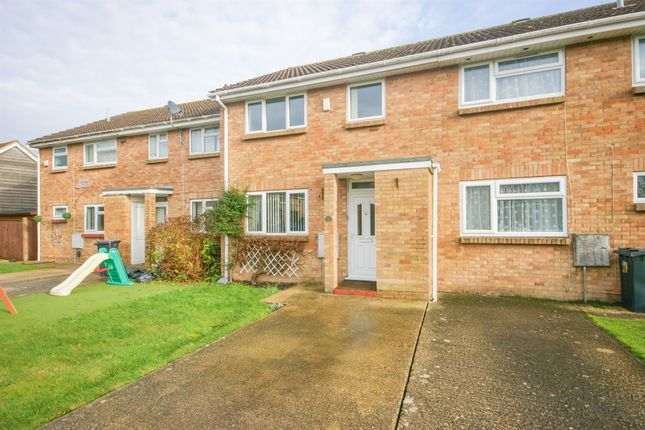 Thumbnail Terraced house for sale in Monkswell Green, Christchurch