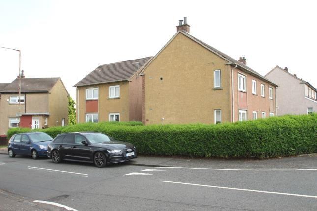 Front of Clarkwell Road, Hamilton, South Lanarkshire, Scotland ML3