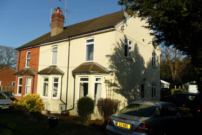 Thumbnail Semi-detached house for sale in Somerset Villas, Bordon