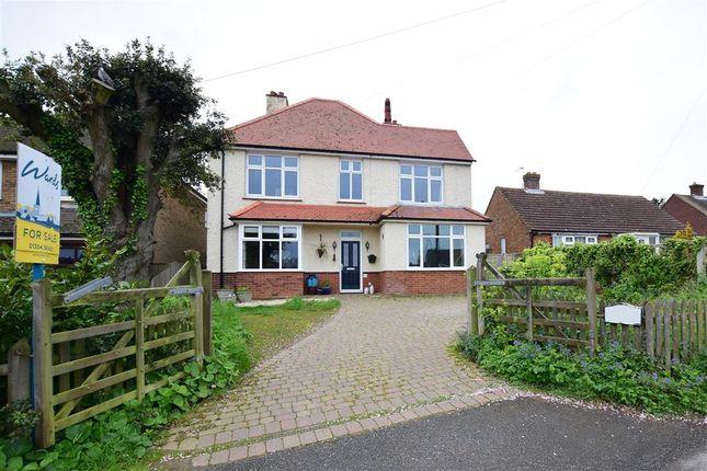 4 bed detached house for sale in Glen Road, Kingsdown, Deal, Kent CT14