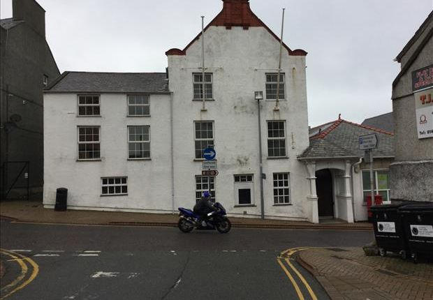 Thumbnail Retail premises for sale in Former Post Office, 13A Boston Street, Holyhead