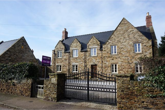 Thumbnail Detached house for sale in Main Road, Heath, Chesterfield