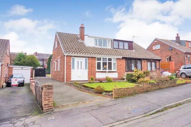 3 bed semi-detached bungalow for sale in Browning Grove, Wigan