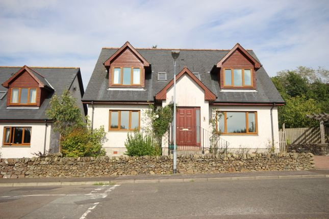 Thumbnail Detached house for sale in Stirling Acres Road, Kirkcudbright