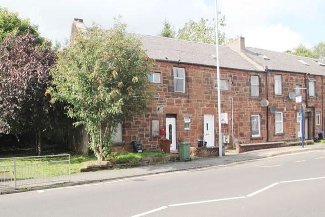 Thumbnail Flat for sale in 27, Kilnholm Street, Flat 1-2, Newmilns KA169HD