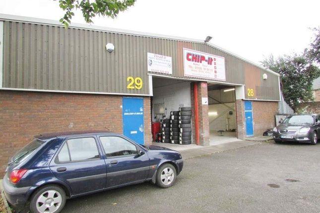 Thumbnail Parking/garage for sale in Unit 28/29 Chapel Place, Carlisle