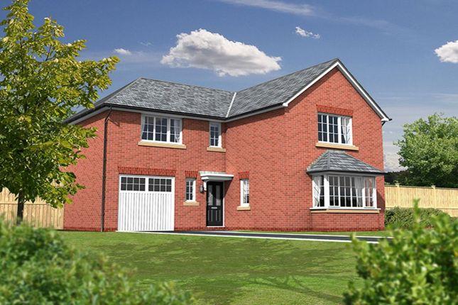 Thumbnail Detached house for sale in Moorland Road, Poulton-Le-Fylde