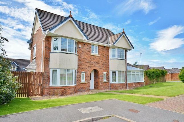 Thumbnail Detached house for sale in Laurel Bank, Whitehaven