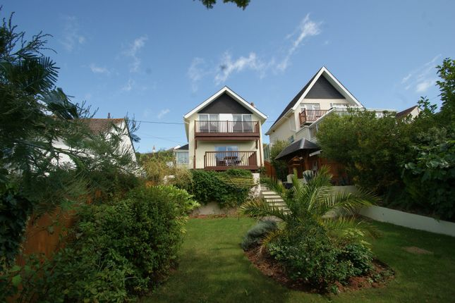 Thumbnail Detached house for sale in Pines Road, Paignton