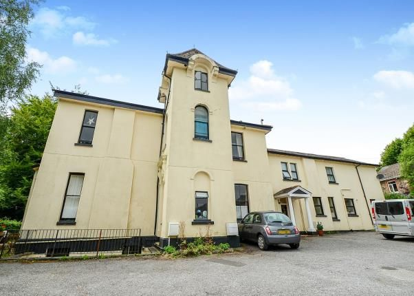 Thumbnail Flat for sale in Buckfastleigh, Devon