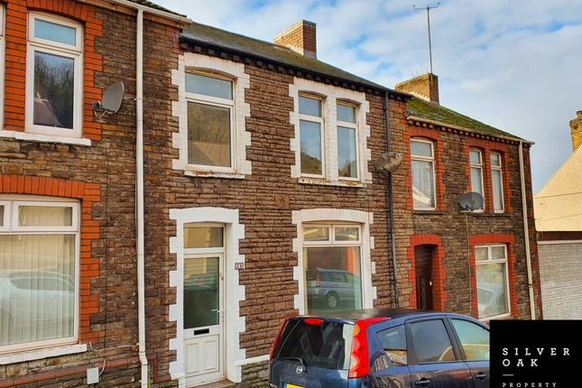 3 bed terraced house to rent in 39 Caradog St, Port Talbot SA13