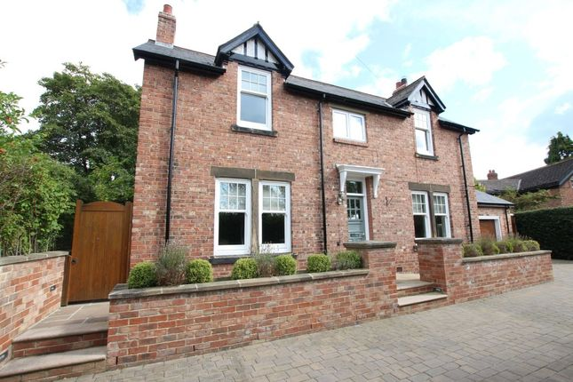 Thumbnail Detached house for sale in Strathmore Road, Rowlands Gill