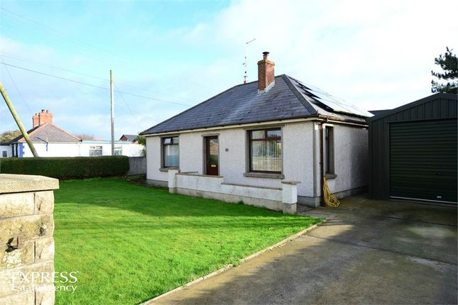 Thumbnail Detached bungalow for sale in Main Road, Cloughey, Newtownards, County Down