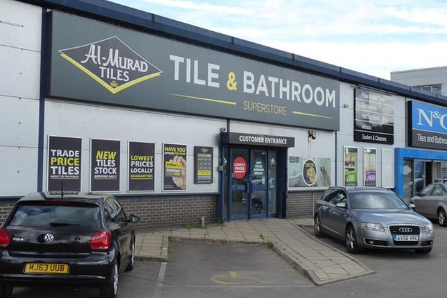Thumbnail Light industrial to let in Unit 12-13 Meridian Trading Estate, Bugsby's Way, London