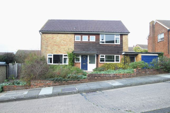 Thumbnail Detached house for sale in Waring Drive, Green Street Green