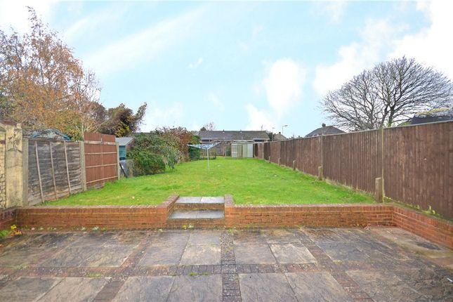 Rear Garden 2 of South Ham Road, Basingstoke, Hampshire RG22
