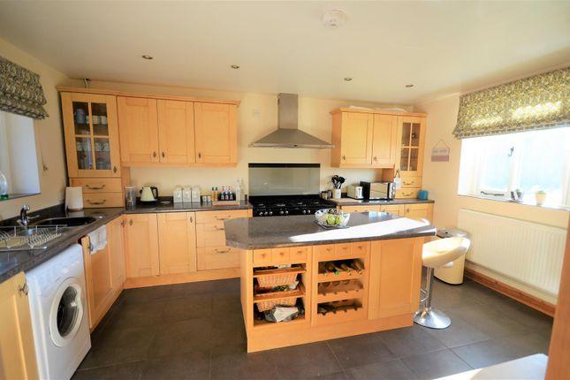 Thumbnail Semi-detached house for sale in Burton Street, Marnhull, Sturminster Newton