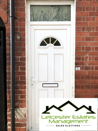 Thumbnail Terraced house to rent in Eastleigh Road, Leicester