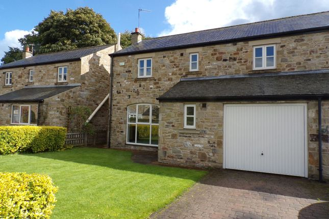 Thumbnail Semi-detached house for sale in Chishillways, Barrasford, Hexham