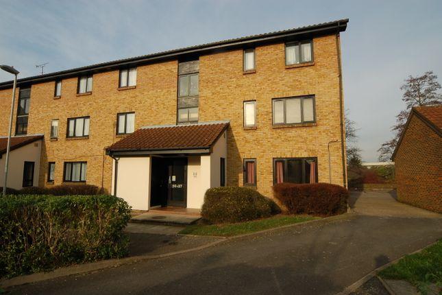 Thumbnail Studio to rent in Badger Close, Feltham