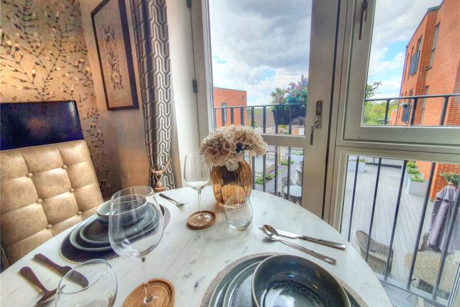 Thumbnail Flat for sale in Holly Place, 18 High Street, Cobham, Surrey