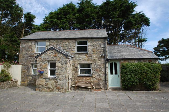 Thumbnail Barn conversion for sale in Kenneggy, Germoe, Penzance