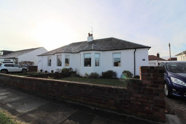 Thumbnail Semi-detached bungalow for sale in Crawford Avenue, Prestwick