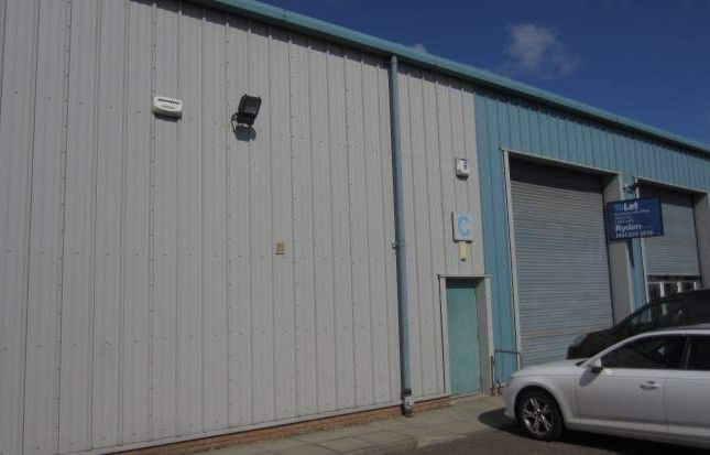 Thumbnail Light industrial to let in Woodville Court, Glasgow